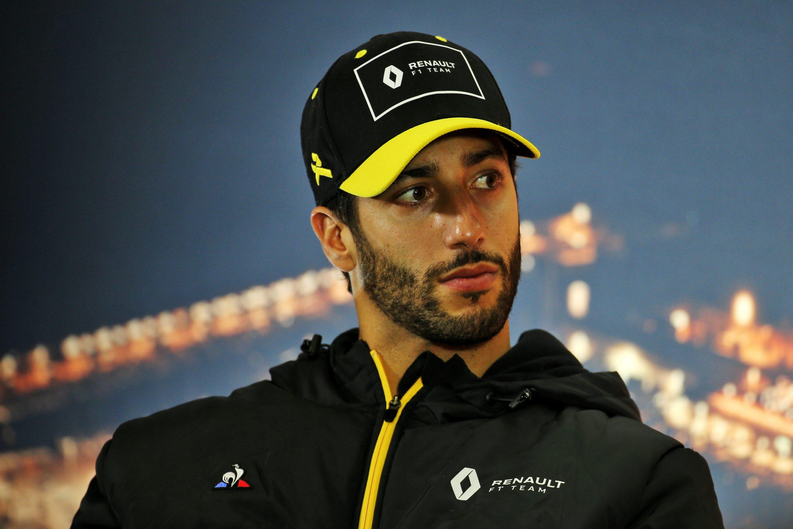 daniel Ricciardo Renault F1 Team