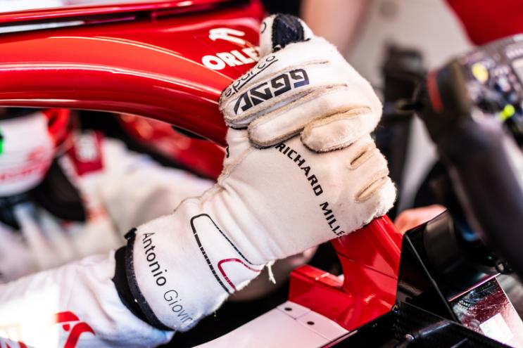 Alfa Romeo Racing F1 2020