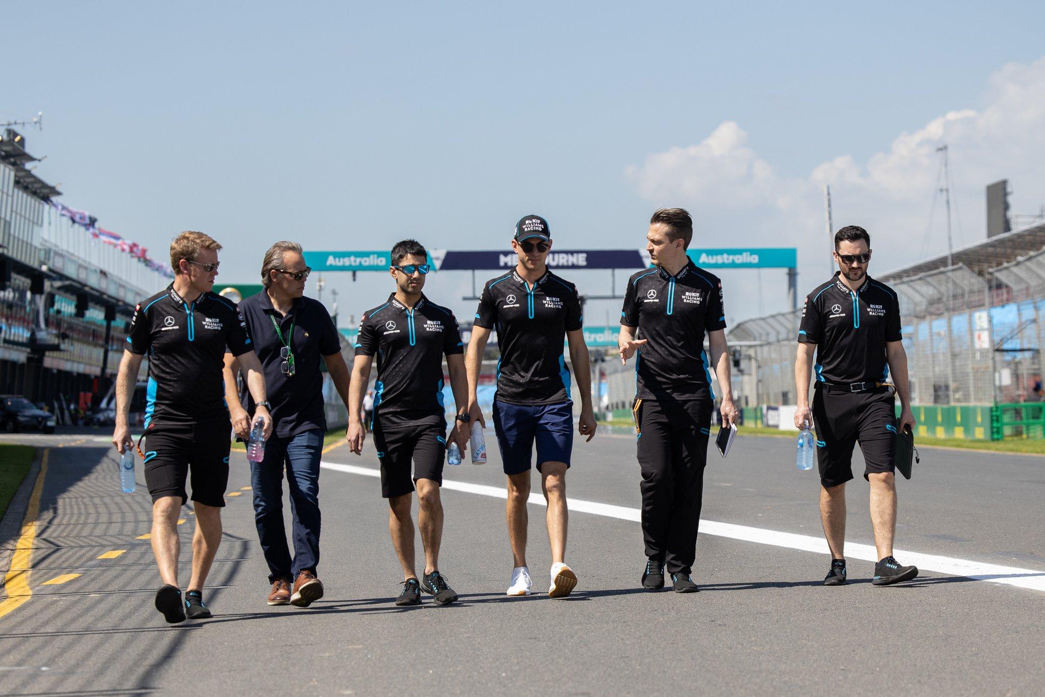 Melbourne GP Australie