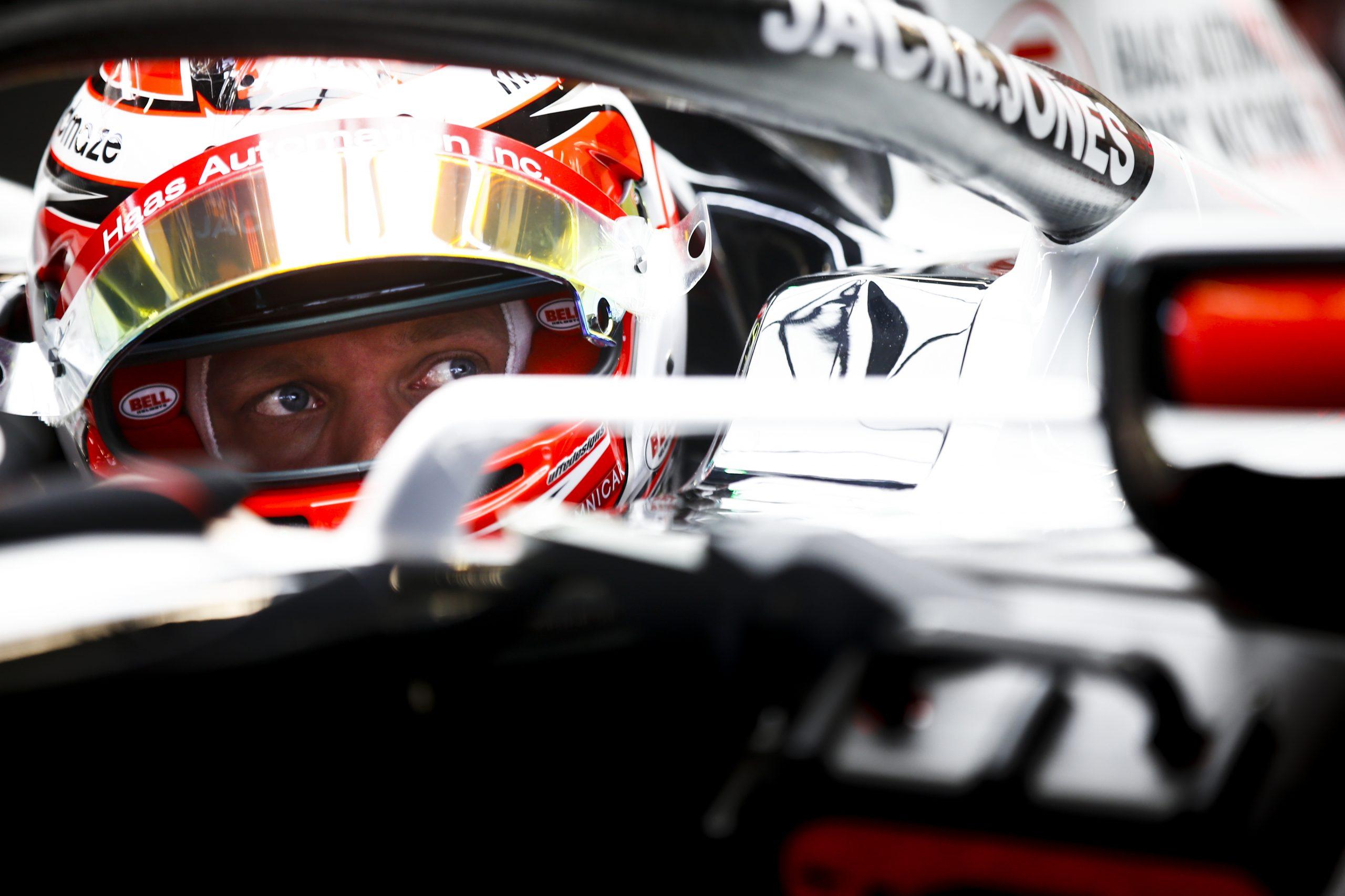 La piste de Melbourne ne convient pas au style de pilotage de Magnussen 1