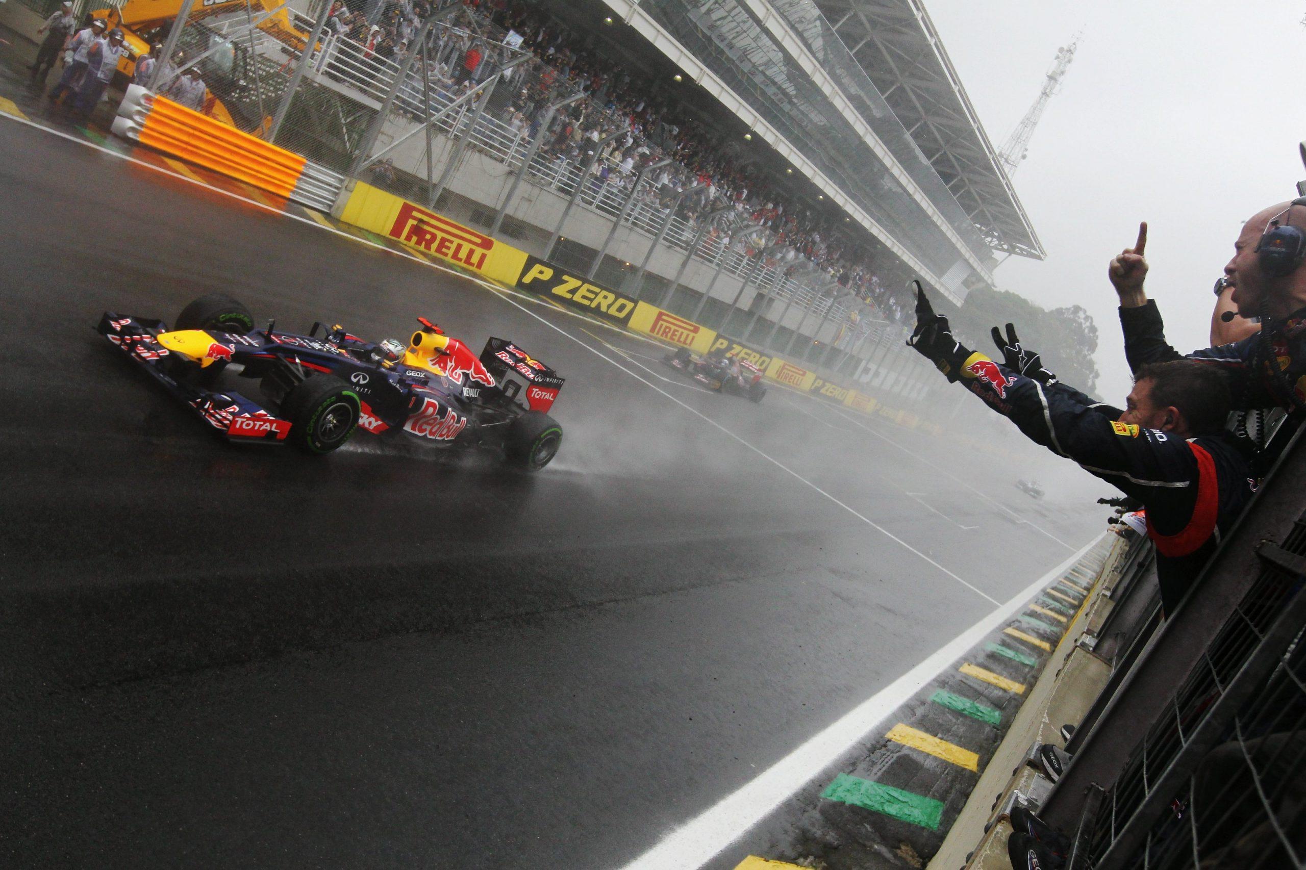 GP du Brésil 2012 F1