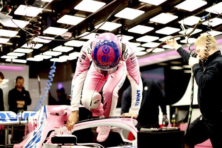 Racing Point Aston Martin F1