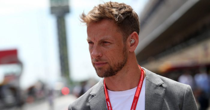 Jenson Button F1 2020
