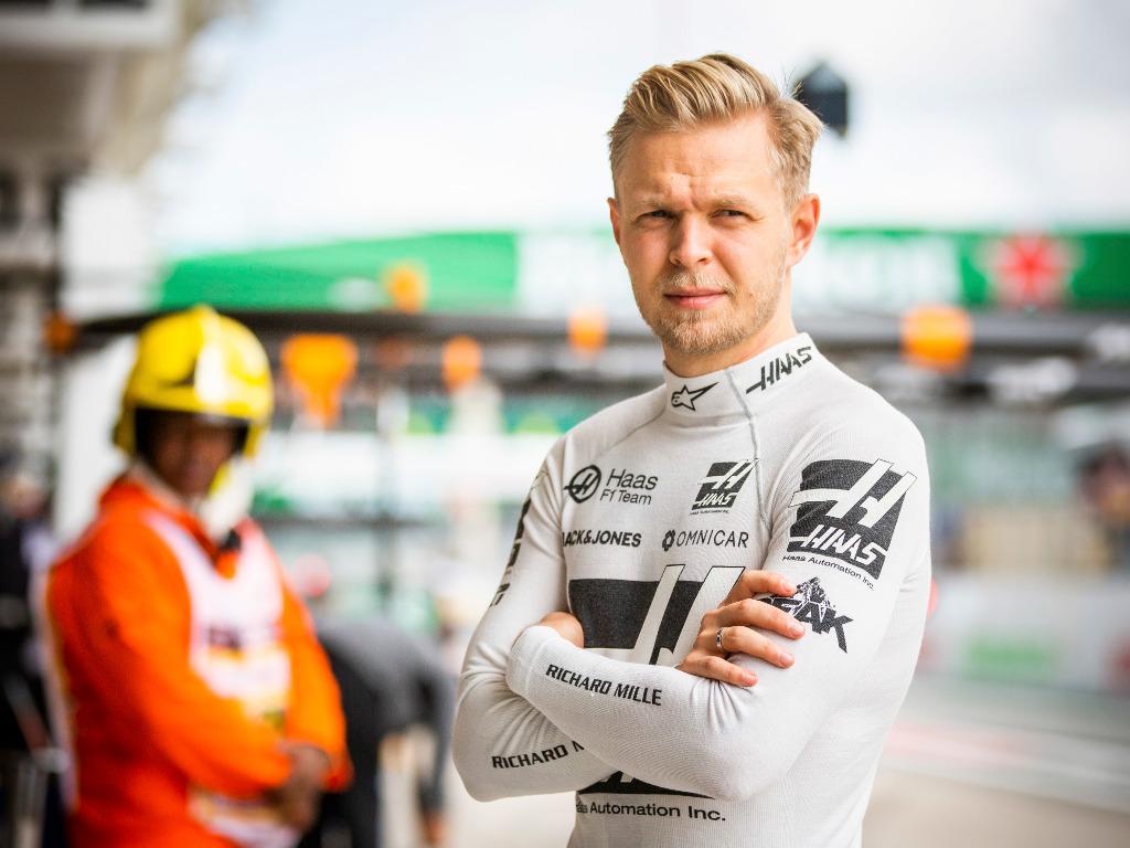 Kevin Magnussen F1