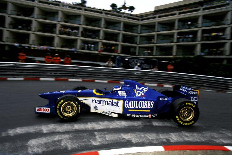 olivier Panis Monaco 1996