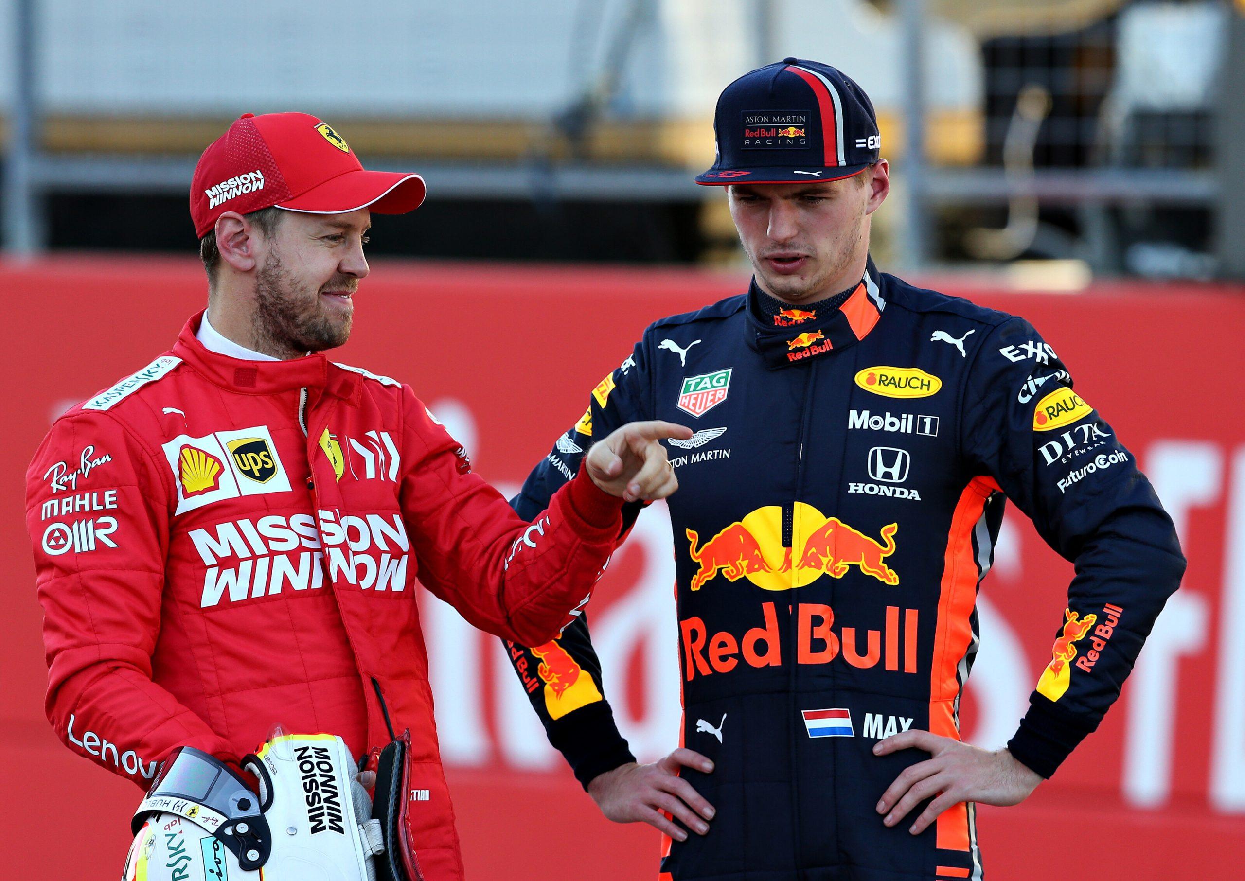 Helmut Marko exclut un retour de Vettel chez Red Bull en 2021 1