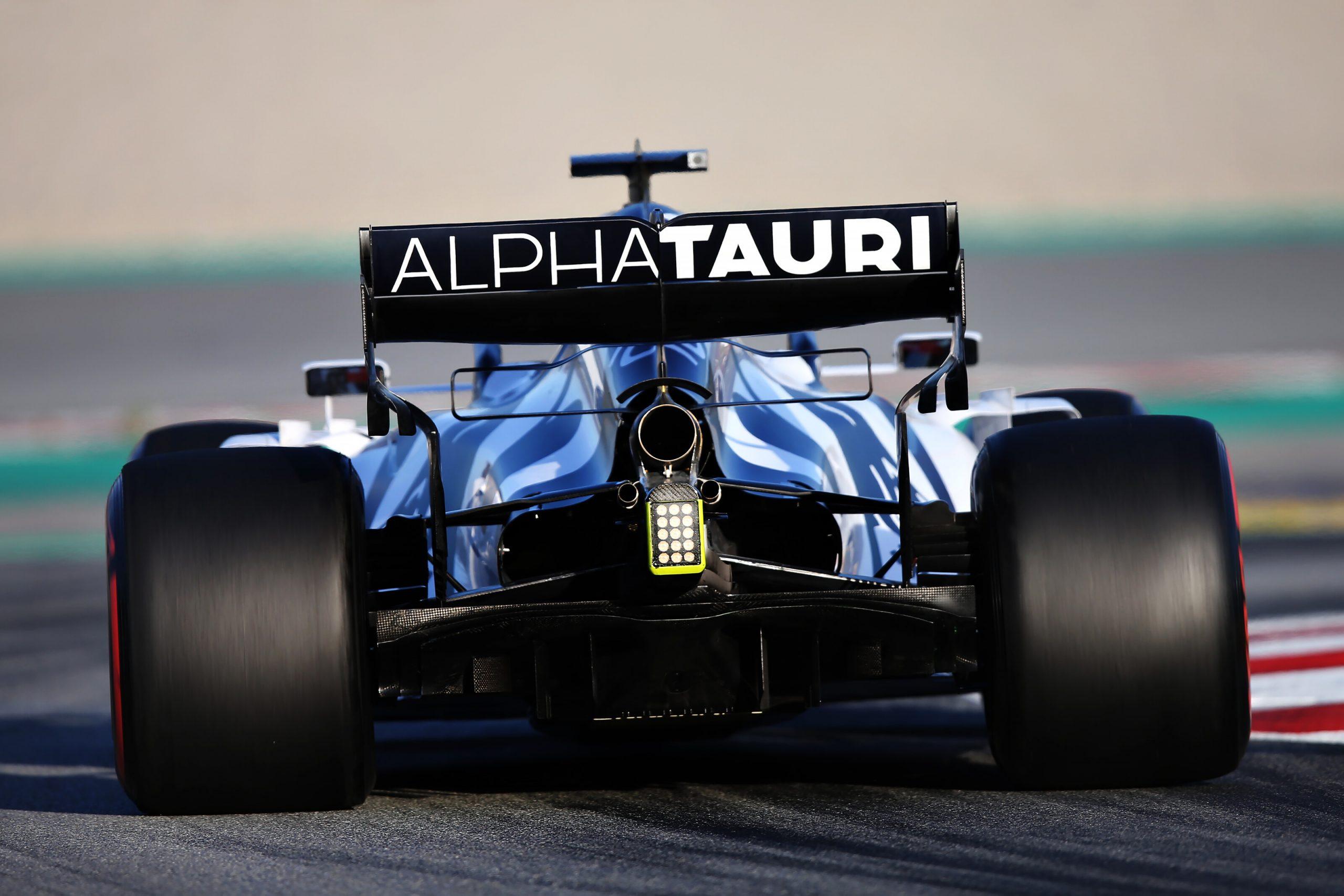 alphatauri 2020 F1