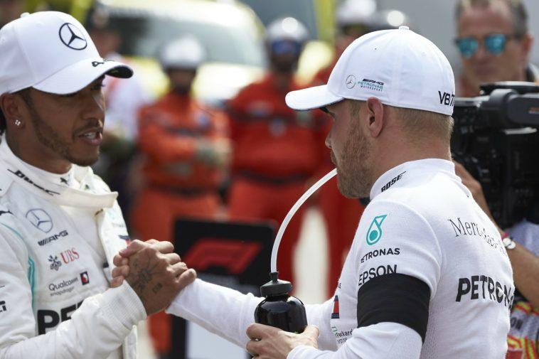 Pilotes Mercedes F1