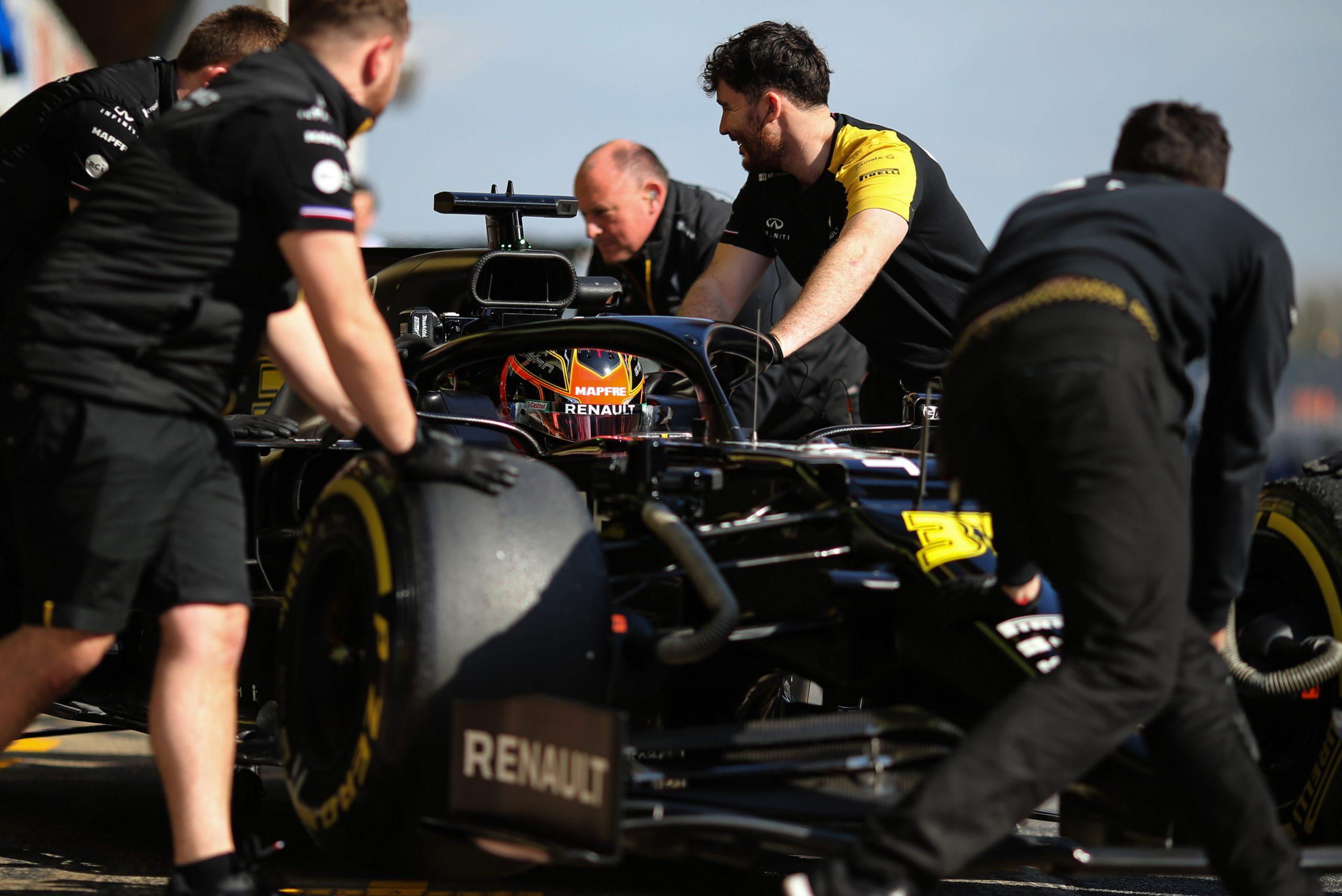 Renault F1 RS20