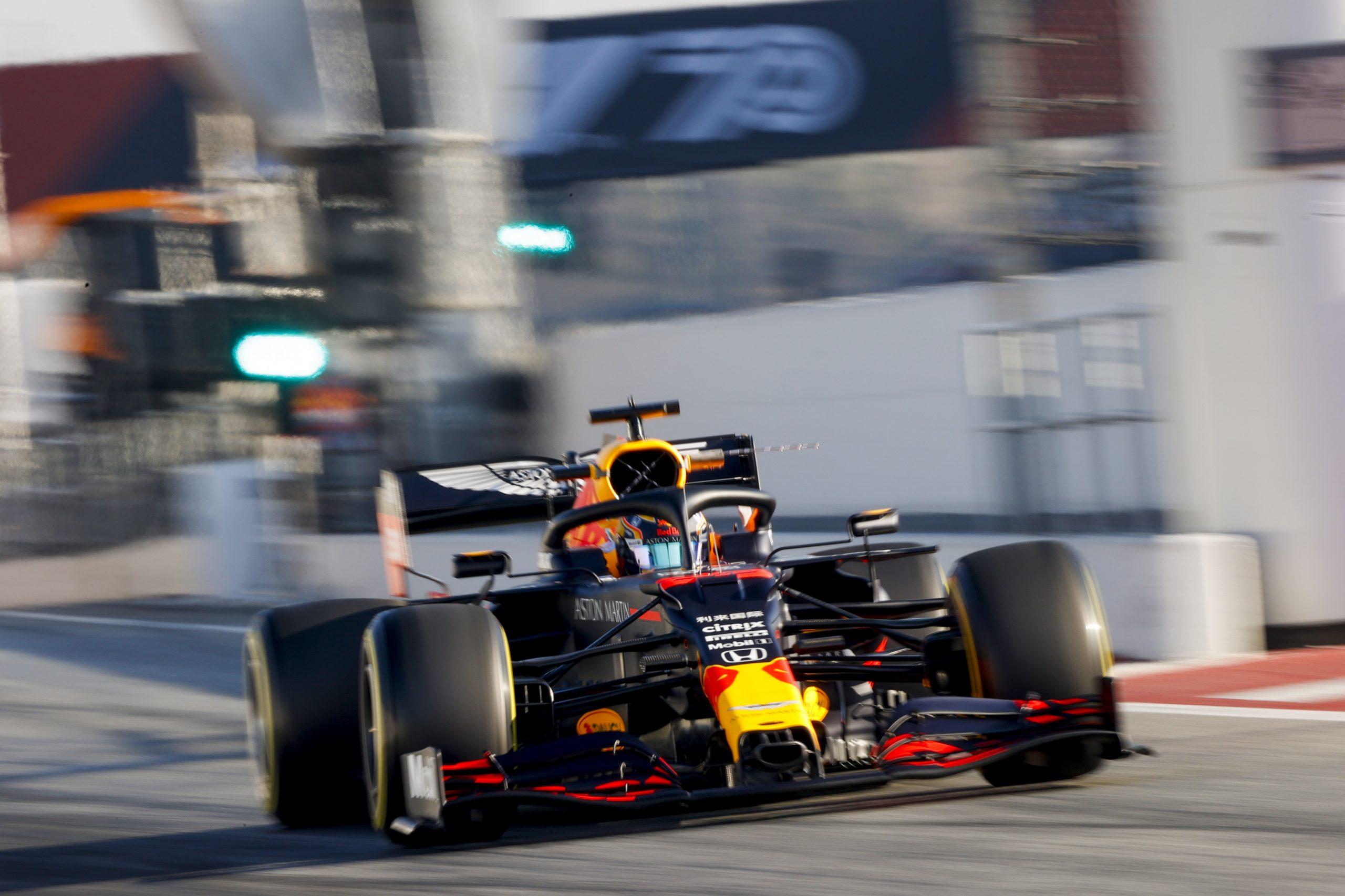 F1 2020 Barcelone Red Bull Racing