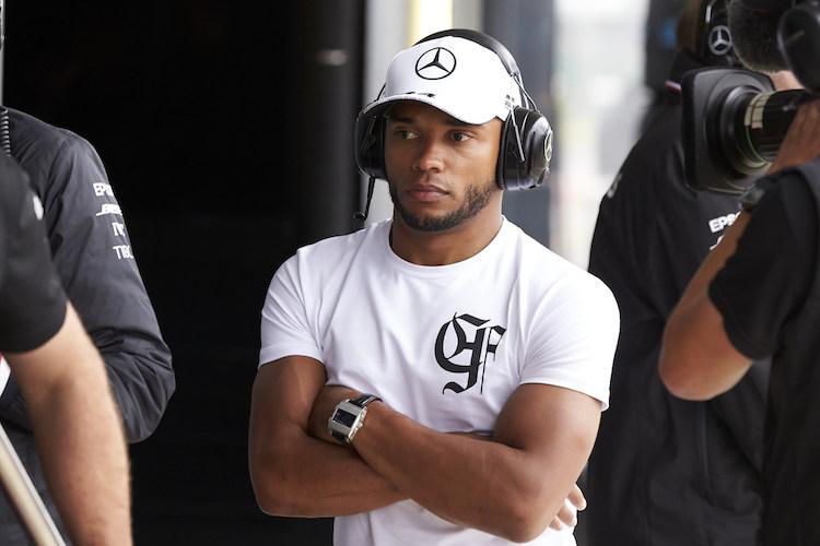 nicolas Hamilton BTCC F1
