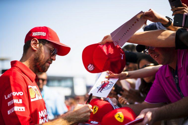 sebatian Vettel F1