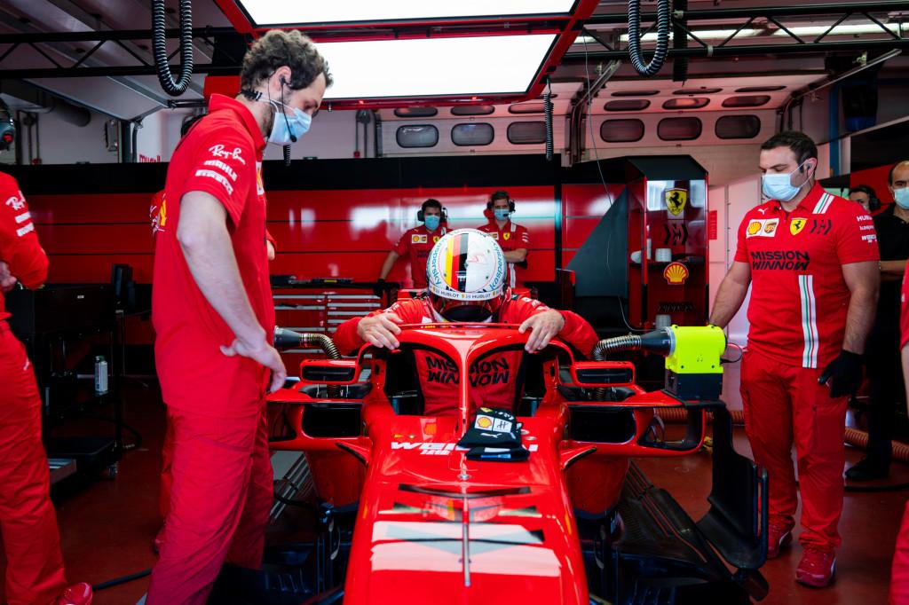 """Vettel : """"Moins le droit à l'erreur"""" avec une seconde course sur le même circuit 1"""