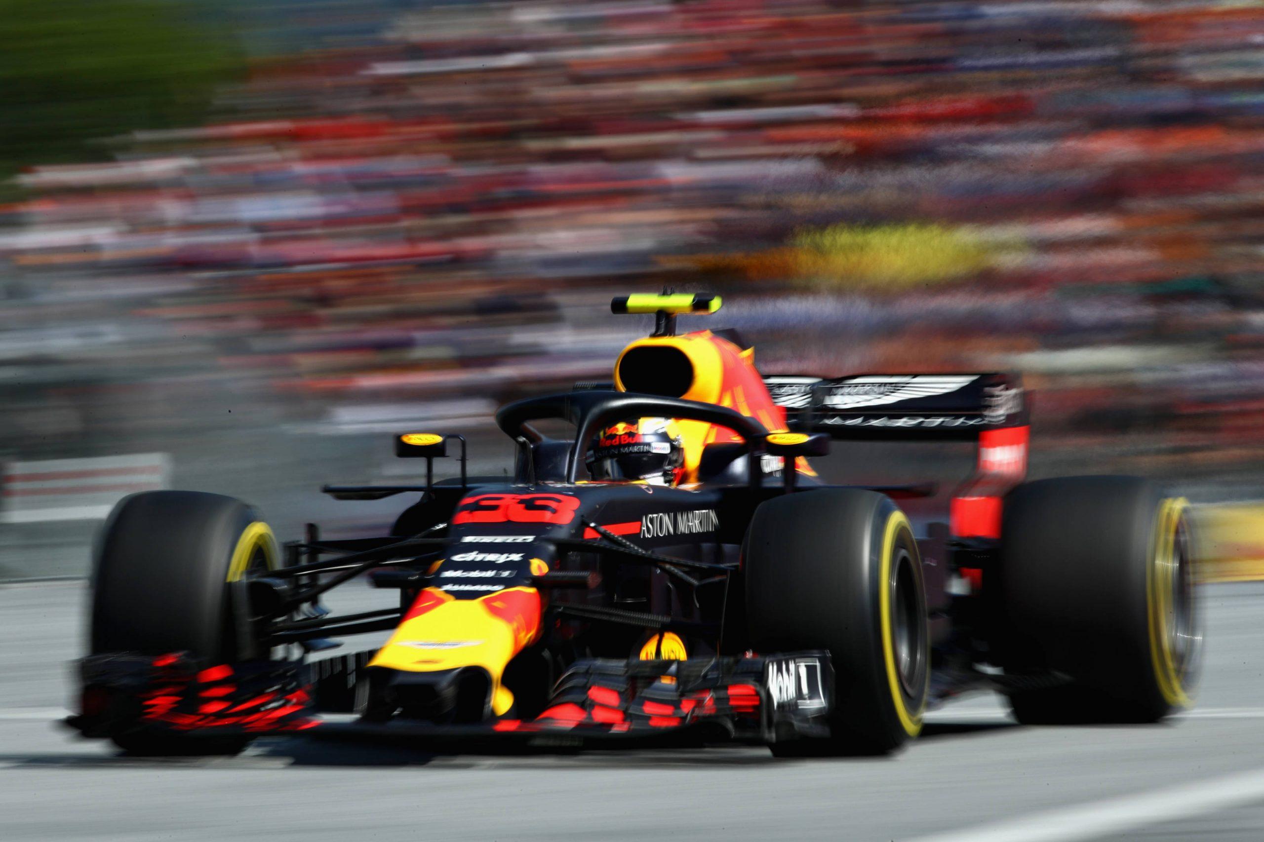La F1 rediffuse le Grand Prix d'Autriche 2019 ce samedi 1