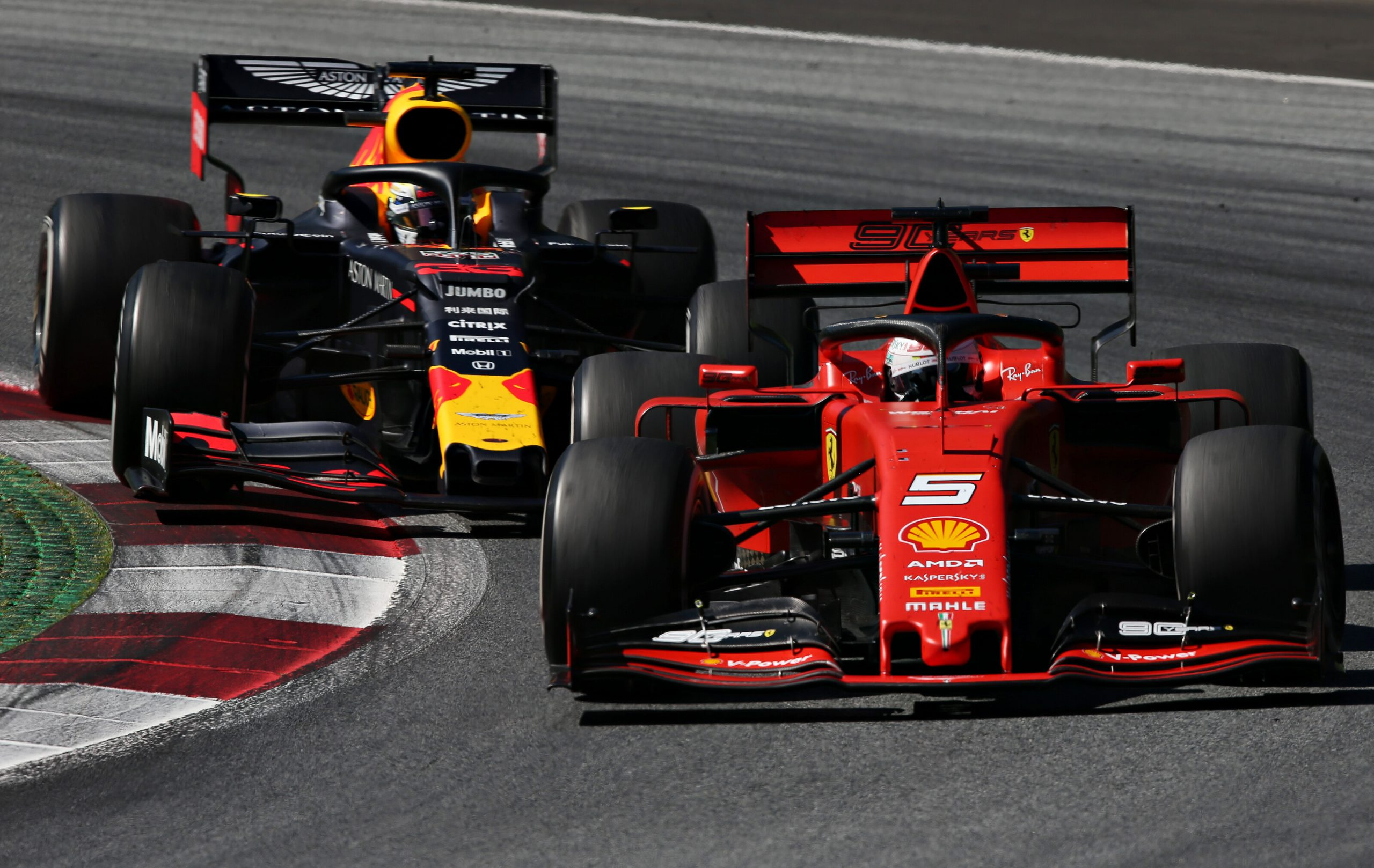 Les équipes auront les mêmes pneus qu'en 2019 pour le GP d'Autriche 1
