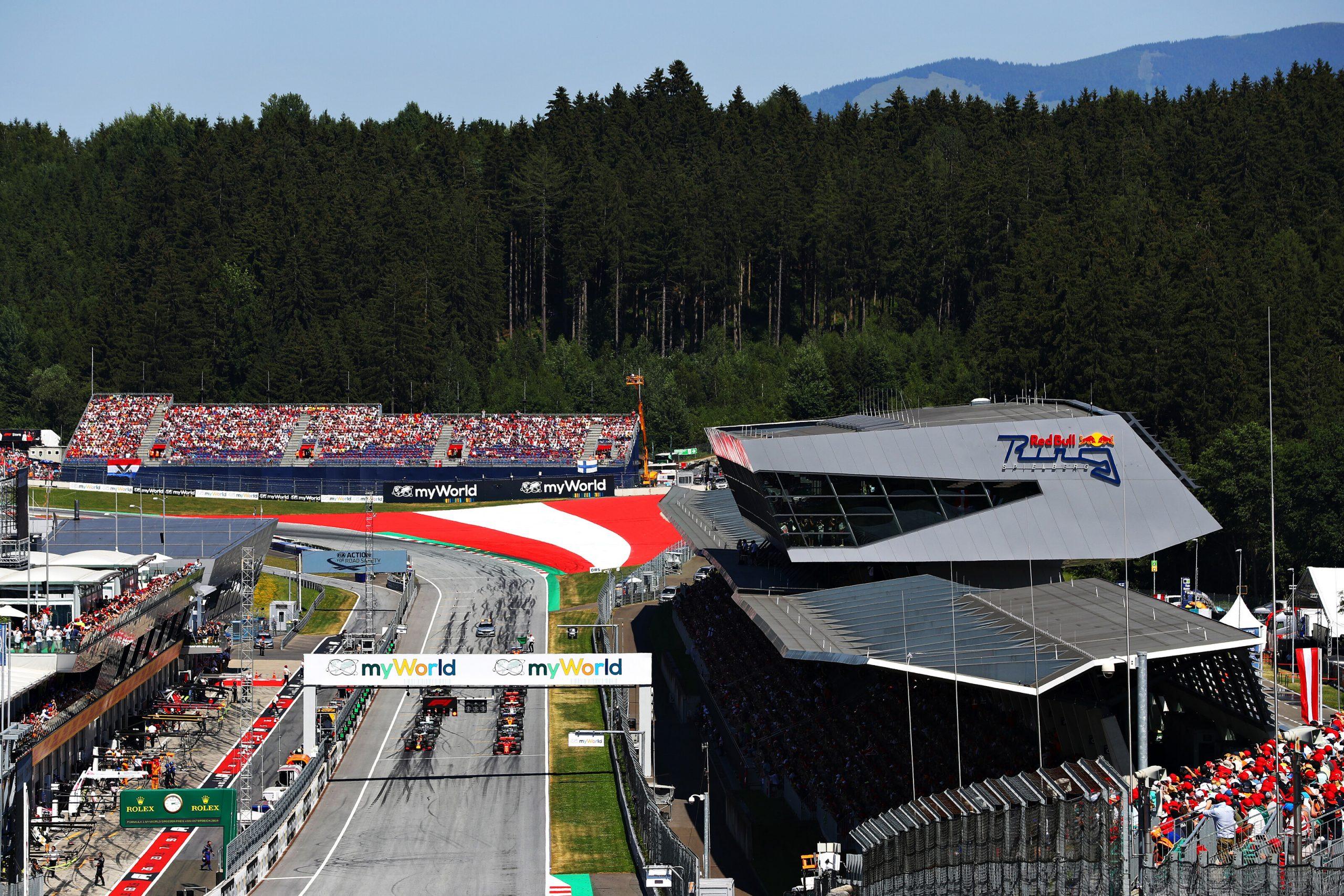 """Vasseur s'attend à deux premières courses """"ouvertes et imprévisibles"""" en Autriche 1"""
