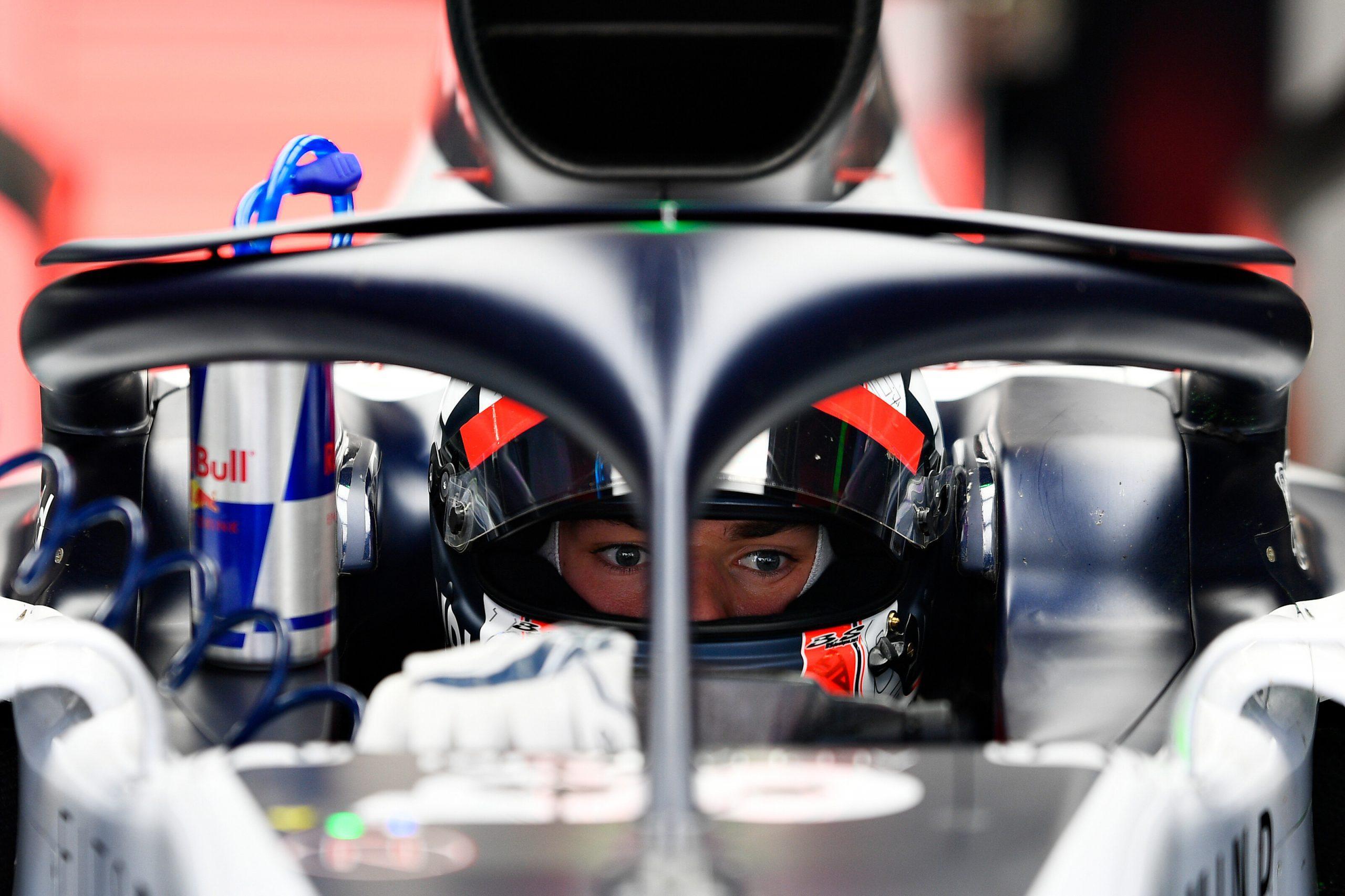 Pierre Gasly très emballé par une participation aux 24H du Mans 1