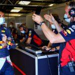Les photos du shakedown de Red Bull à Silverstone 3