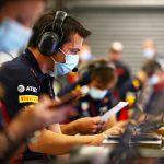 Les photos du shakedown de Red Bull à Silverstone 6