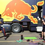 Les photos du shakedown de Red Bull à Silverstone 15
