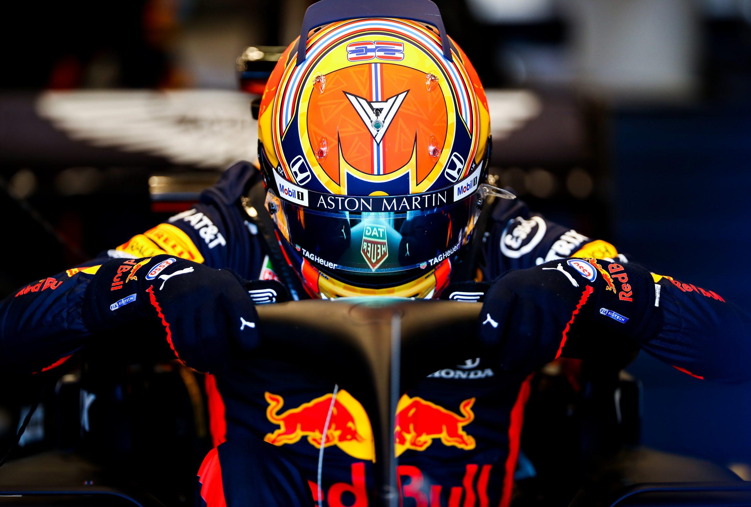 Les photos du shakedown de Red Bull à Silverstone 1