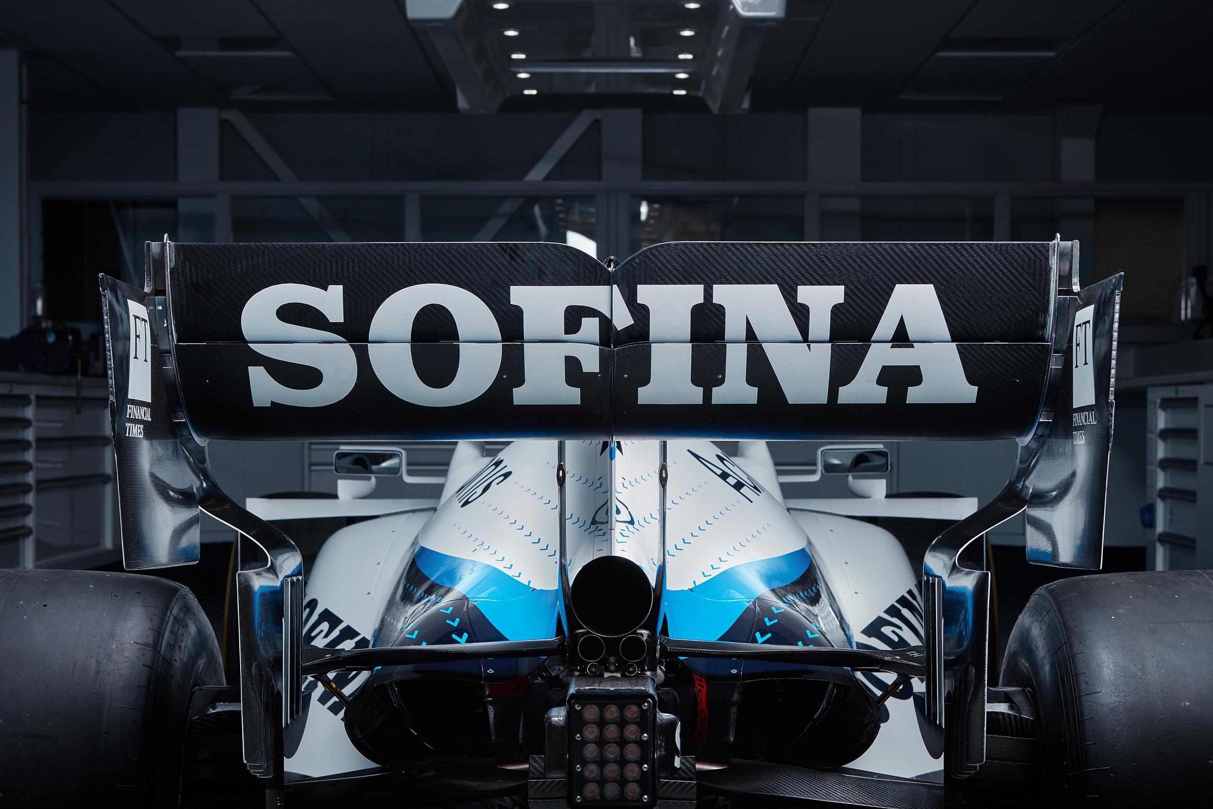 Formule 1: l'écurie Williams change de couleurs après le départ de son principal sponsor