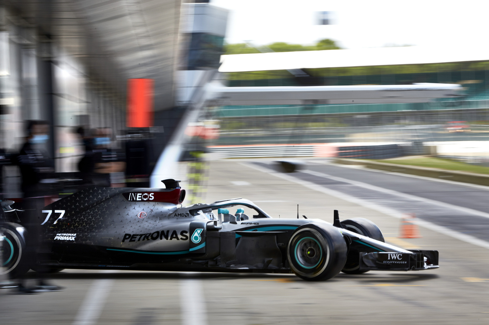 F1 - La police met en garde les fans qui tenteraient de s'approcher de Silverstone