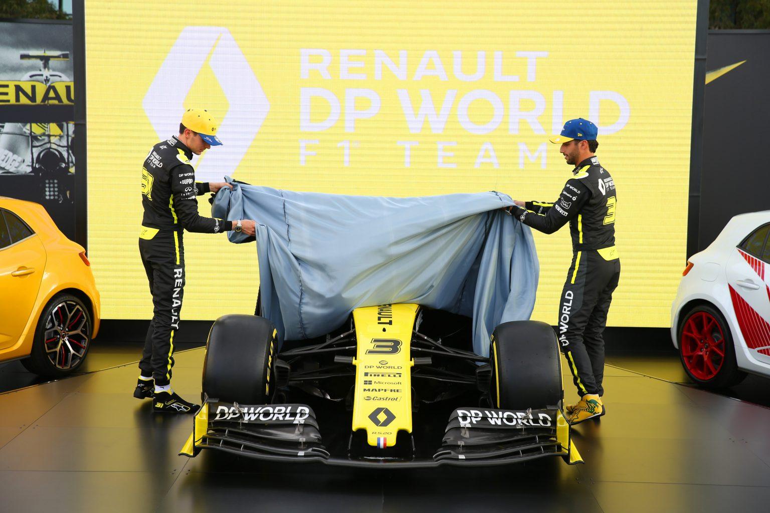 Renault F1 minimise les attentes concernant la grande mise à jour de la RS20 pour l'Autriche 1