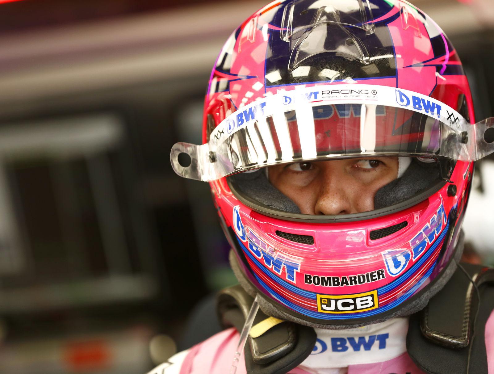 """Perez : """"plus de pression que la normale sur un tour"""" au Red Bull Ring 1"""