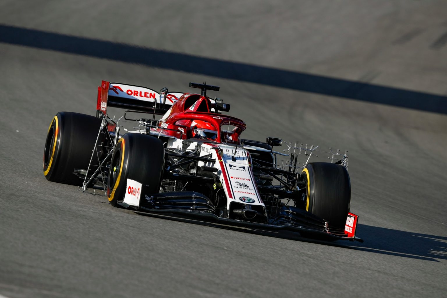 Alfa Romeo mettra à jour sa monoplace en Autriche et à Silverstone 1