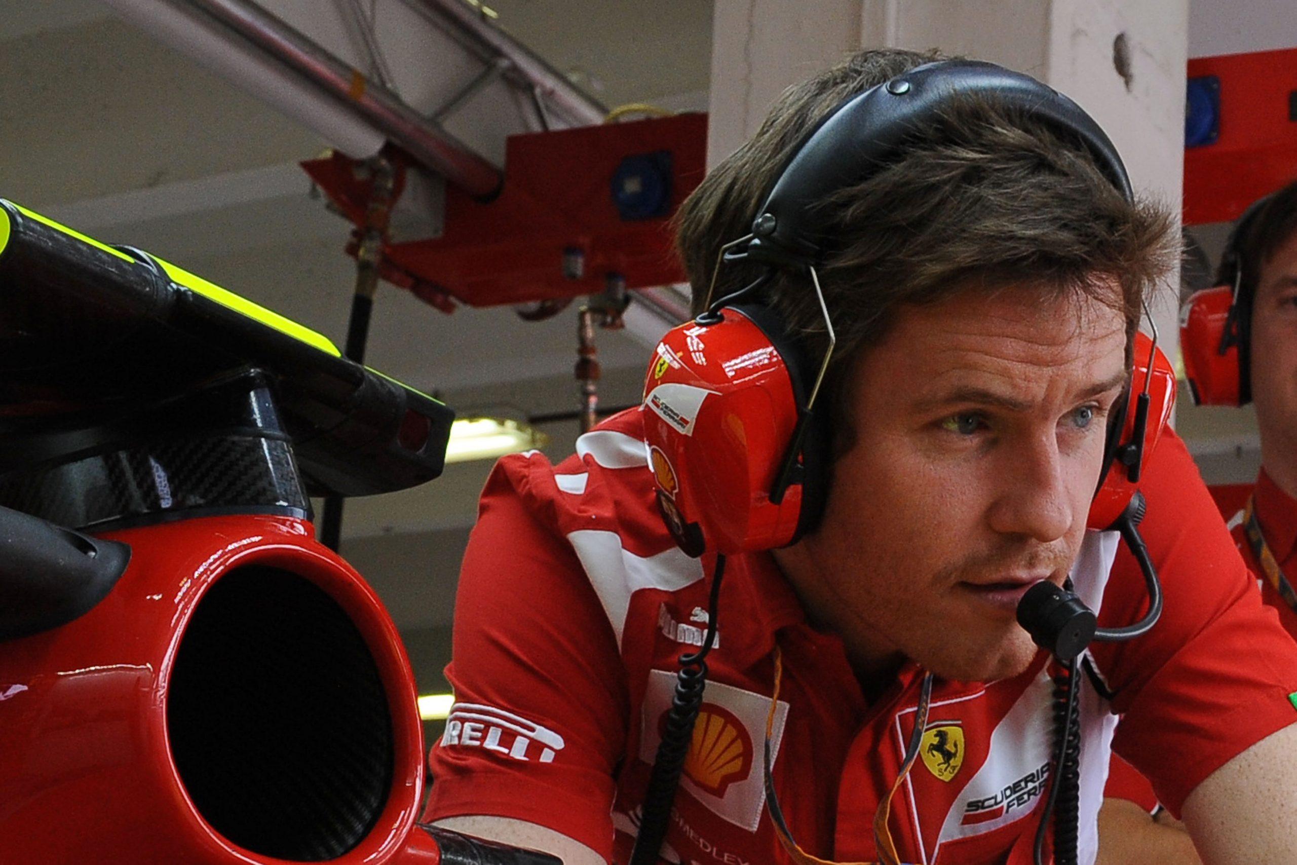 Rob Smedley Ferrari