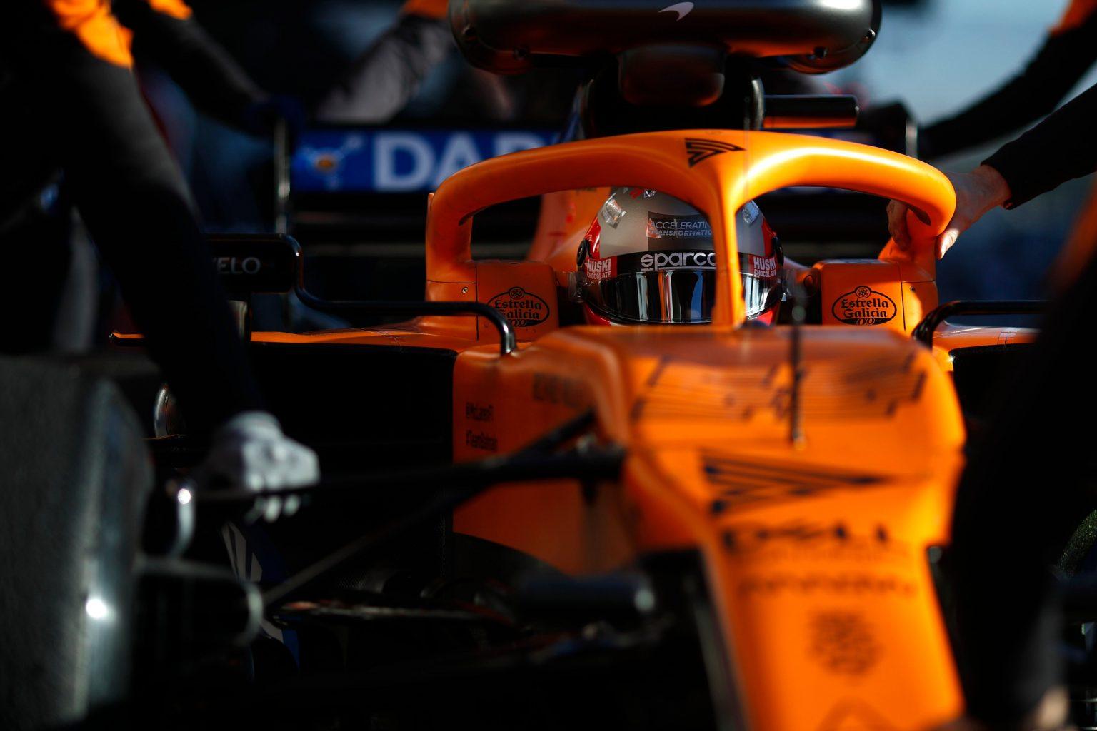 McLaren s'attend à une lutte acharnée en milieu de peloton en 2020 1