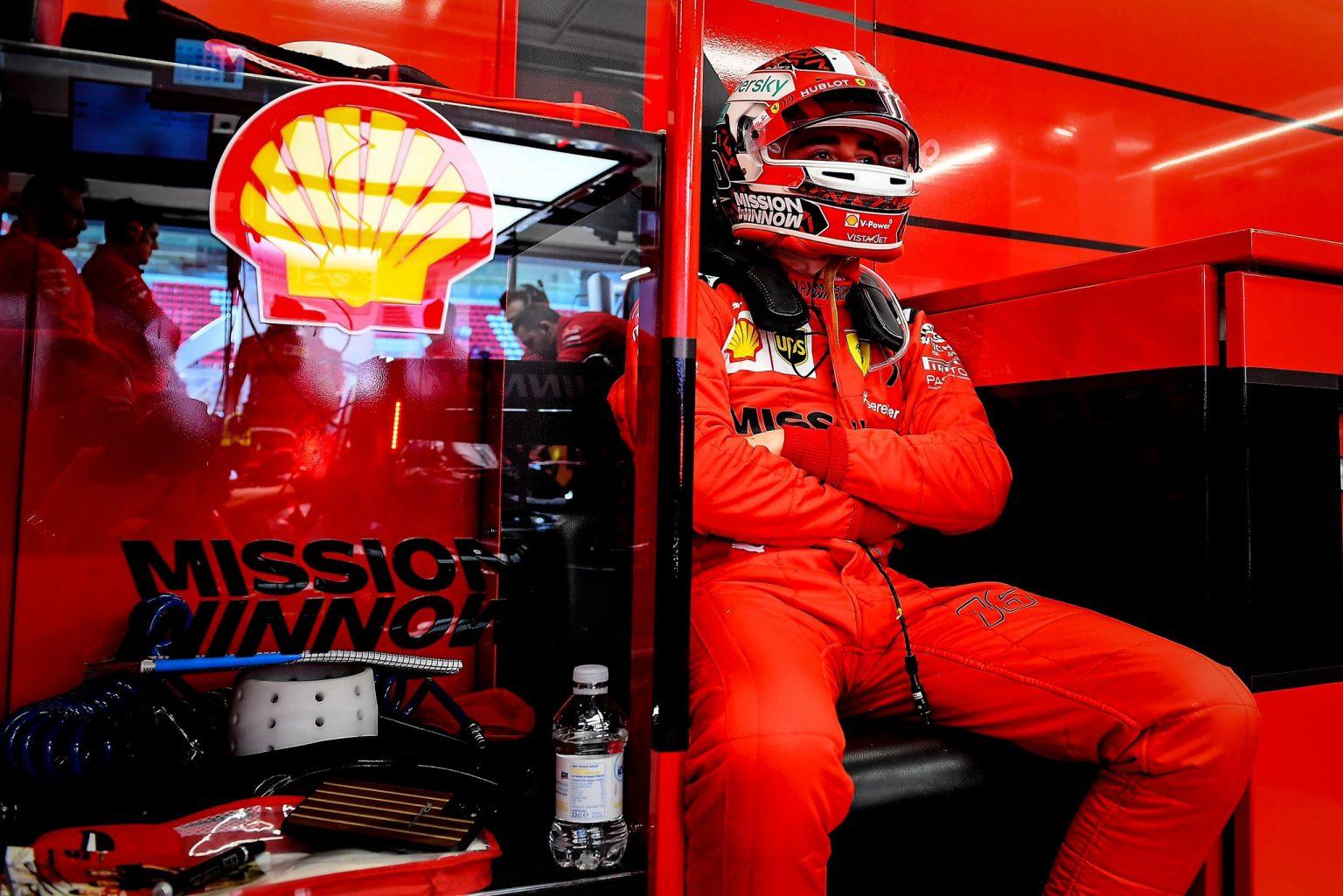 F1 - Charles Leclerc testé positif au Covid-19