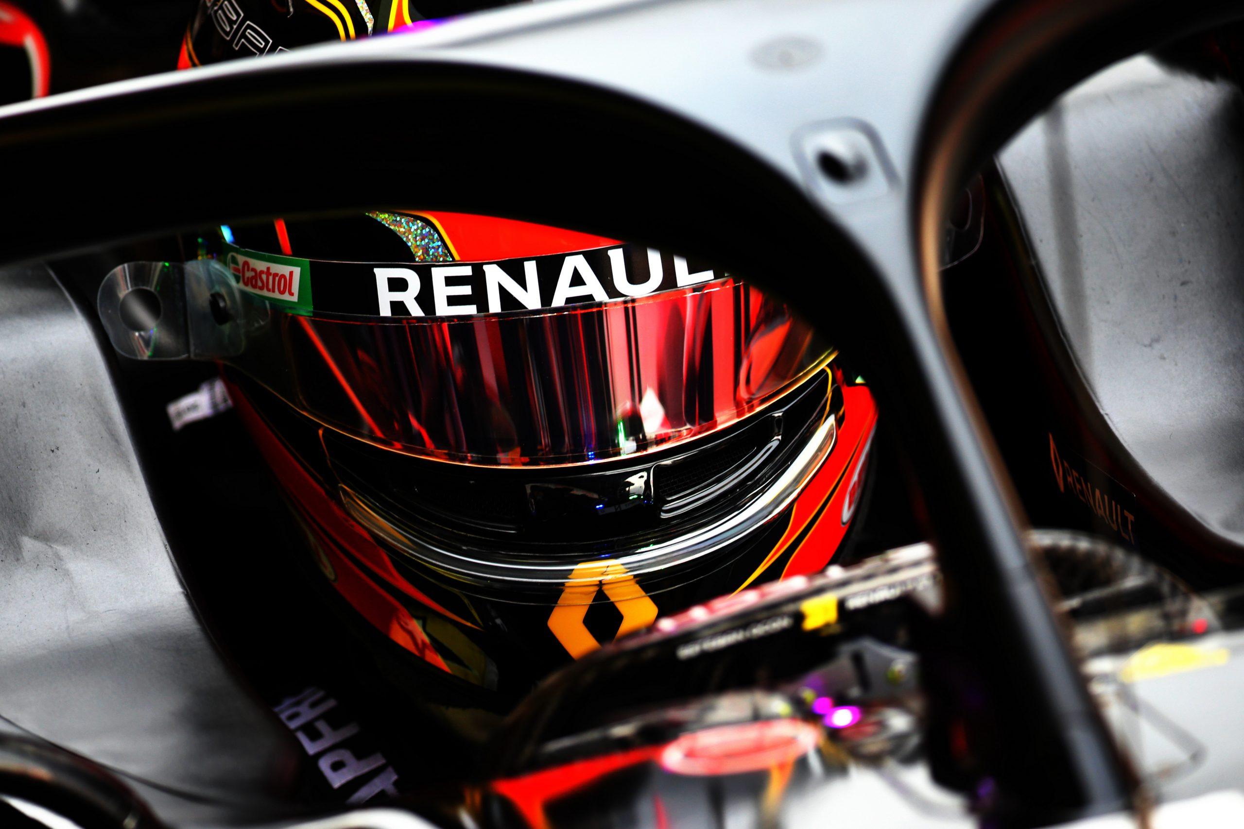 Esteban Ocon vise un top dix pour sa première course avec Renault F1 1
