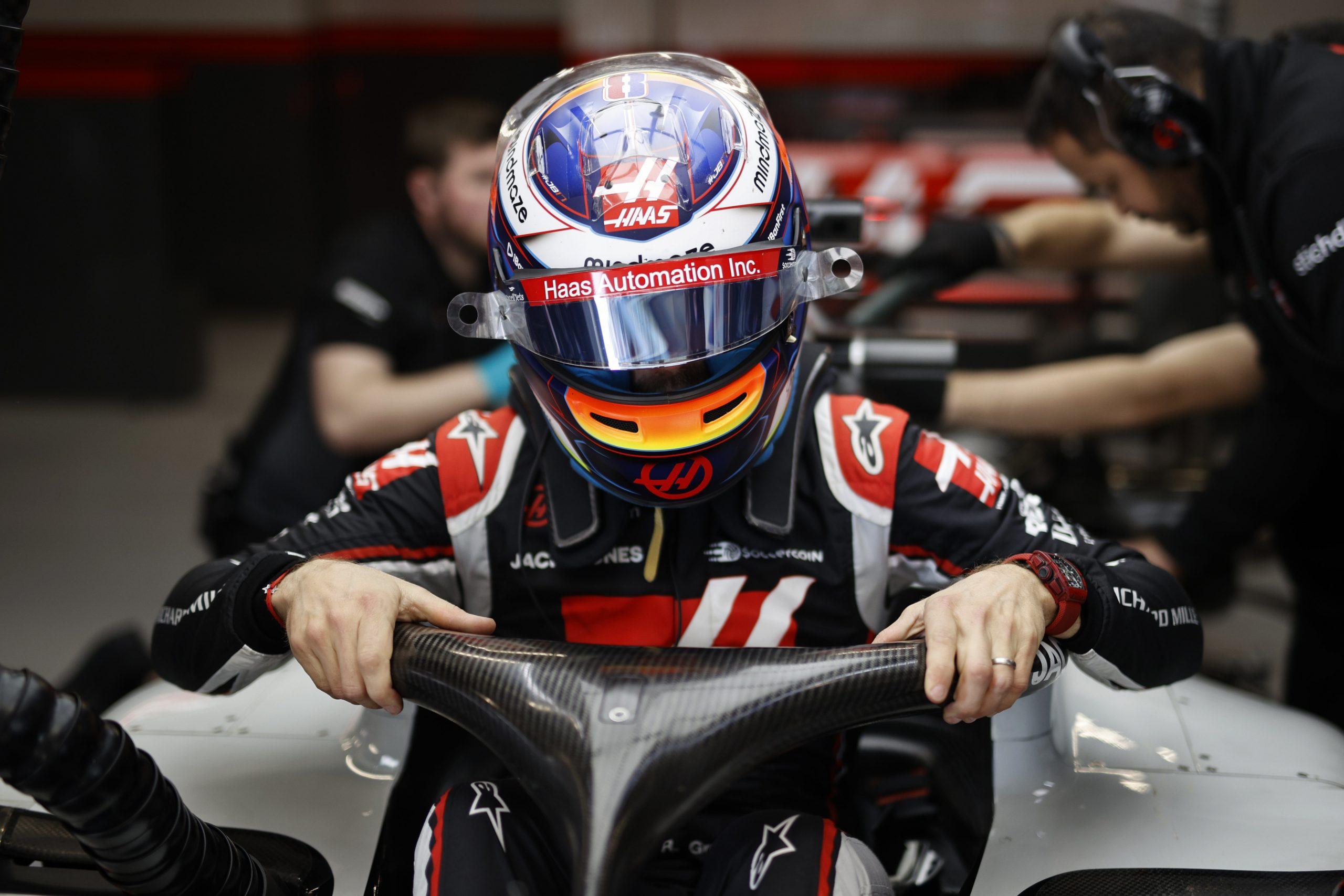 """Romain Grosjean aimerait voir """"plus de courses en Europe"""" une année sur deux 1"""