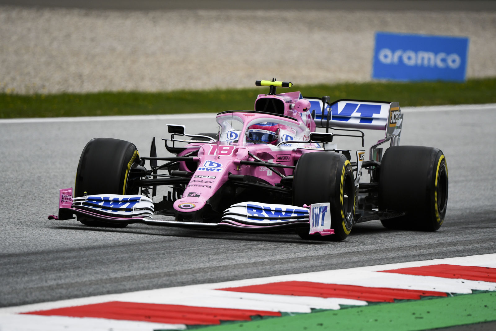 Renault n'écarte pas l'idée de porter une réclamation contre Racing Point 1