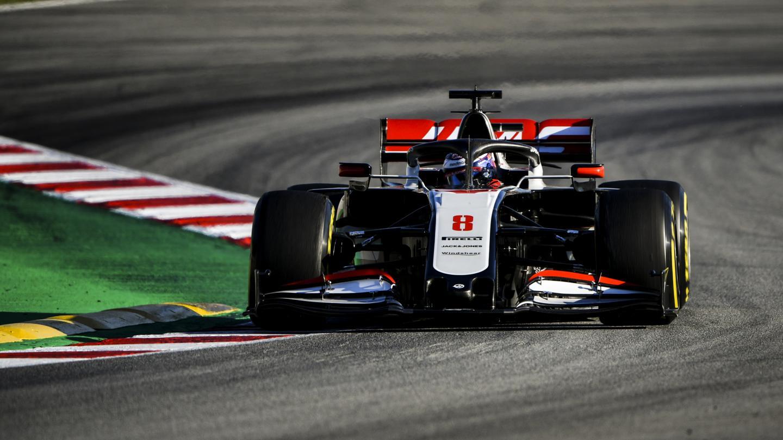 Romain Grosjean aimerait se battre pour les points à chaque course en 2020 1