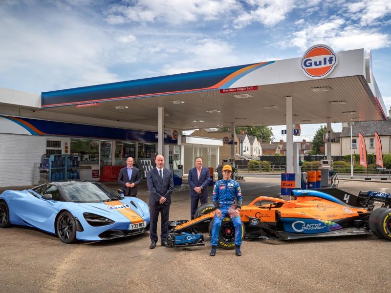 Officiel : McLaren et Gulf signent un partenariat 1
