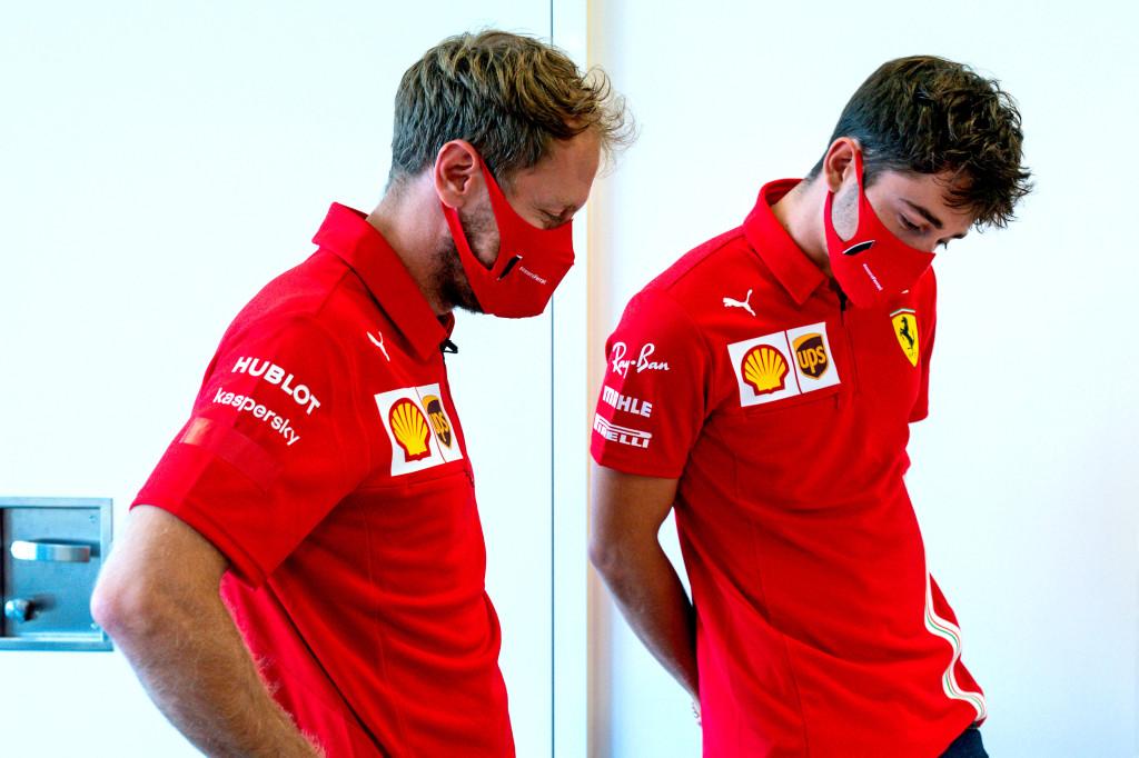"""Vettel : """"Nous sommes tous les deux suffisamment mûrs pour surmonter cet incident"""" 1"""