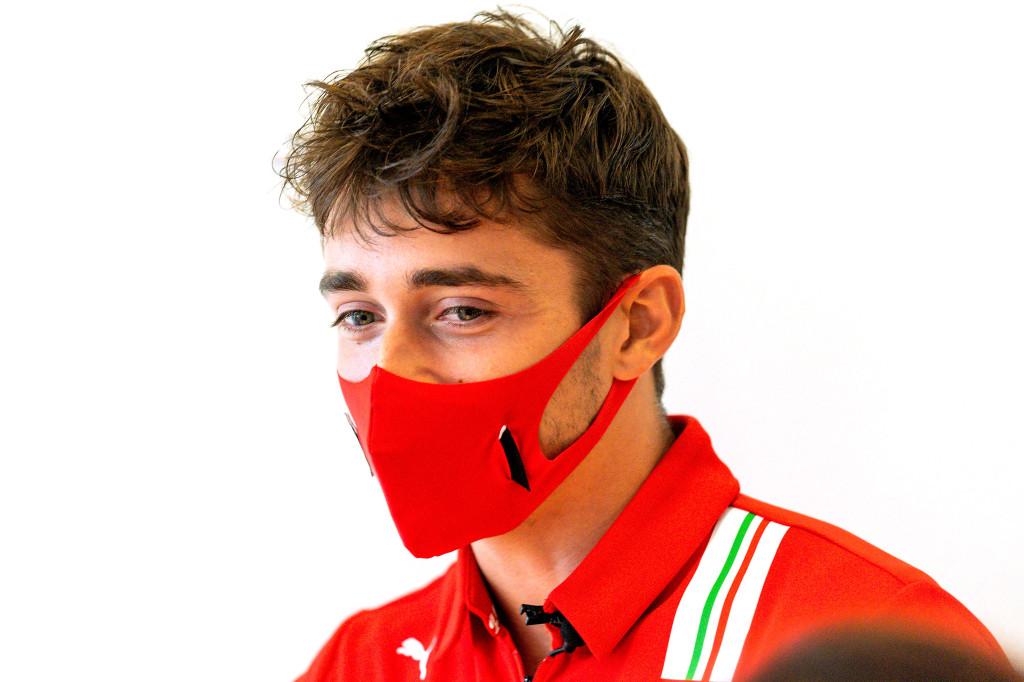 Leclerc minimise l'impact des mises à jour sur sa Ferrari pour le GP de Styrie 1