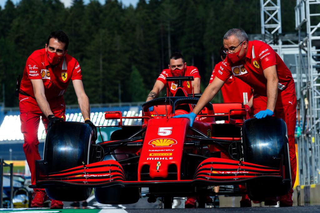Ferrari annule son point presse ce dimanche soir à Spielberg 1