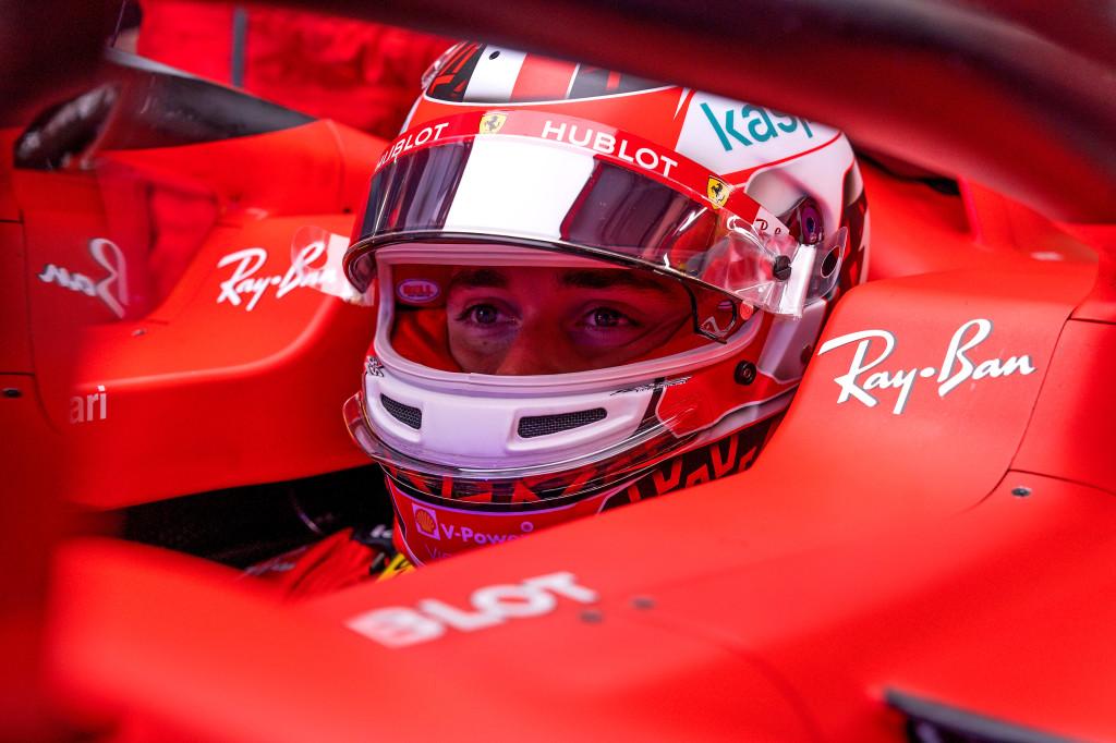 Officiel : Charles Leclerc pénalisé sur la grille de départ du GP de Styrie 1