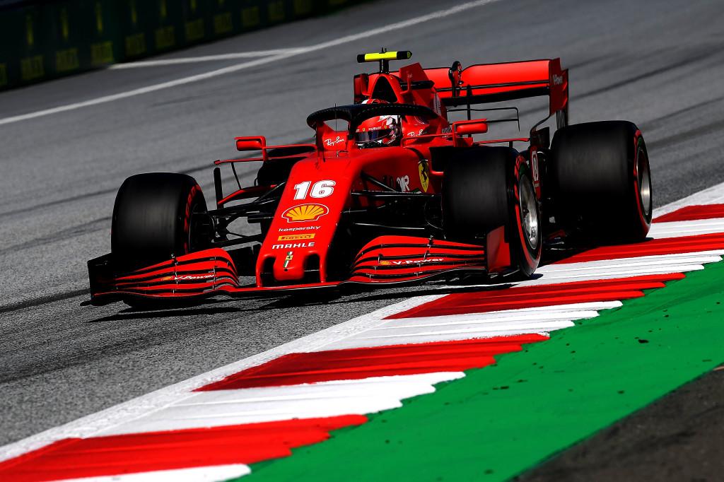 Ferrari ne fixe aucun objectif précis à ses pilotes pour le GP d'Autriche 1
