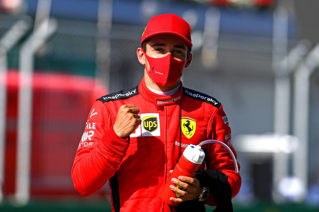 """F1 - Leclerc : """"pas facile"""" d'aller chercher un autre podium au GP de Styrie"""