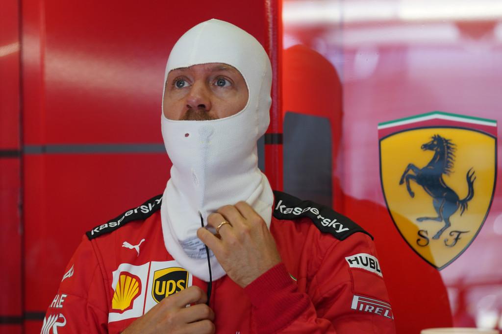 """Vettel au GP de Styrie : """"L'occasion de faire mieux que dimanche dernier"""" 1"""