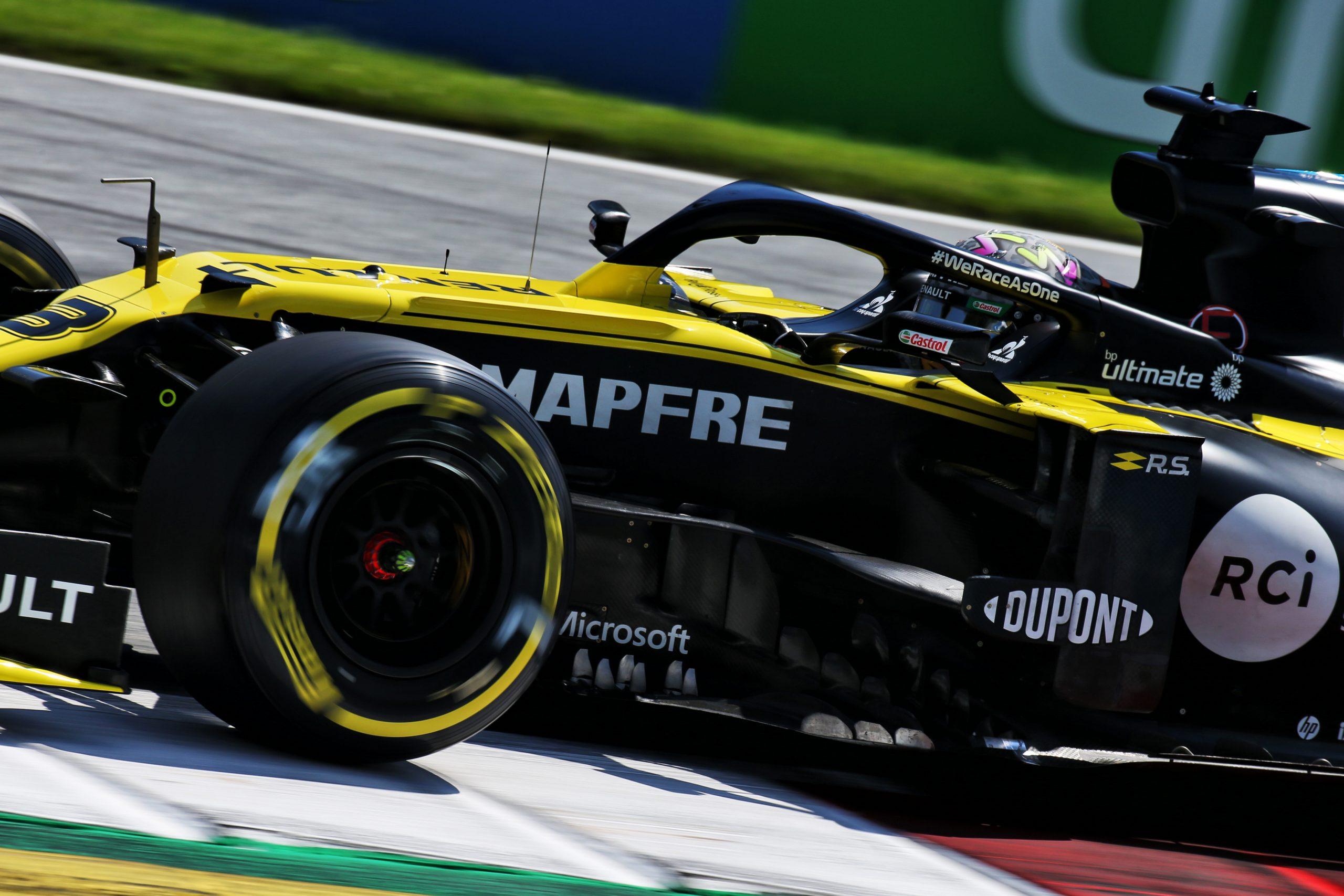 Vidéo : La sortie de piste spectaculaire de Daniel Ricciardo en Autriche 1