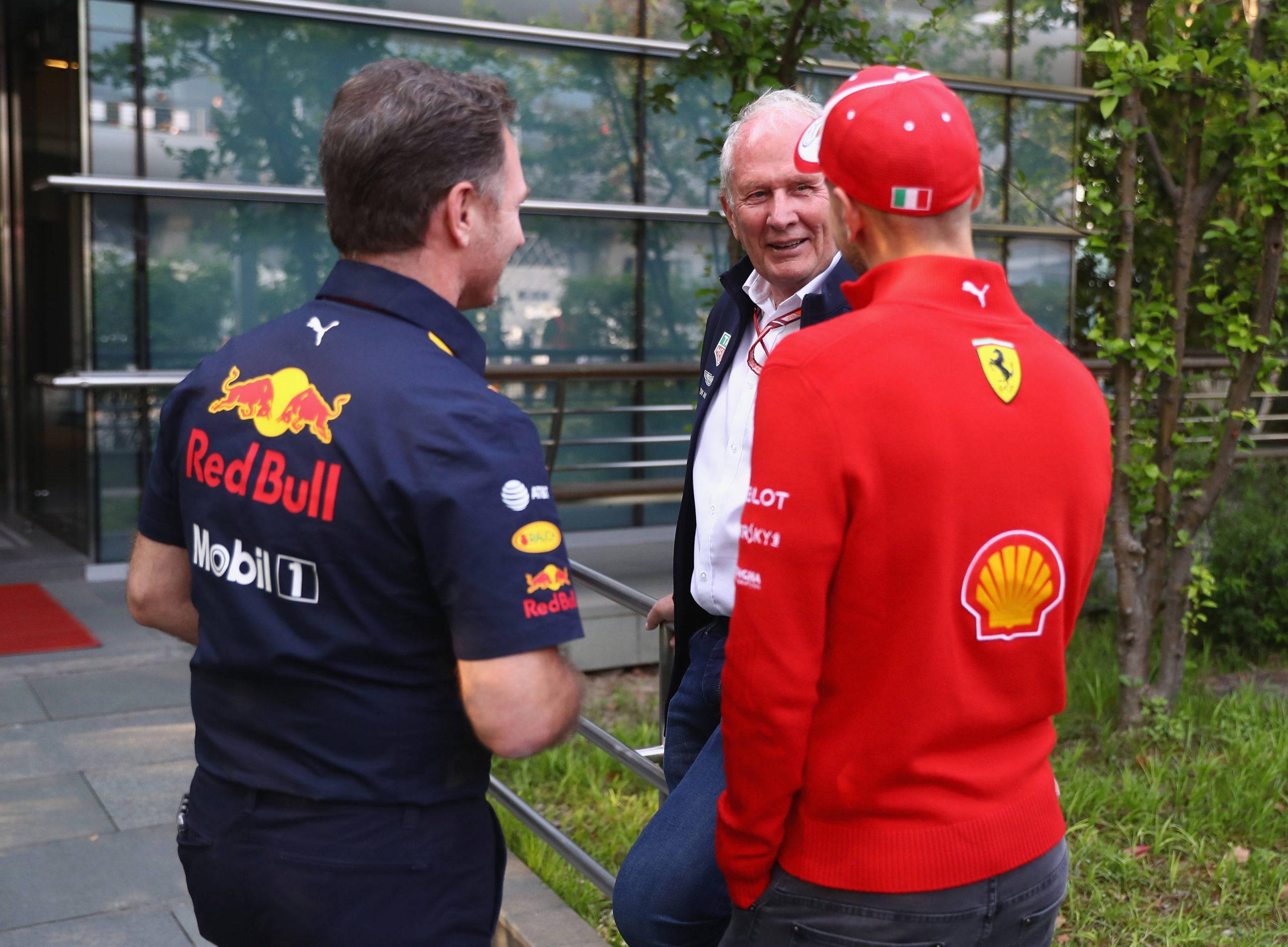 """Horner : """"Si Vettel venait à quitter la F1, ce serait une grande perte"""" 1"""