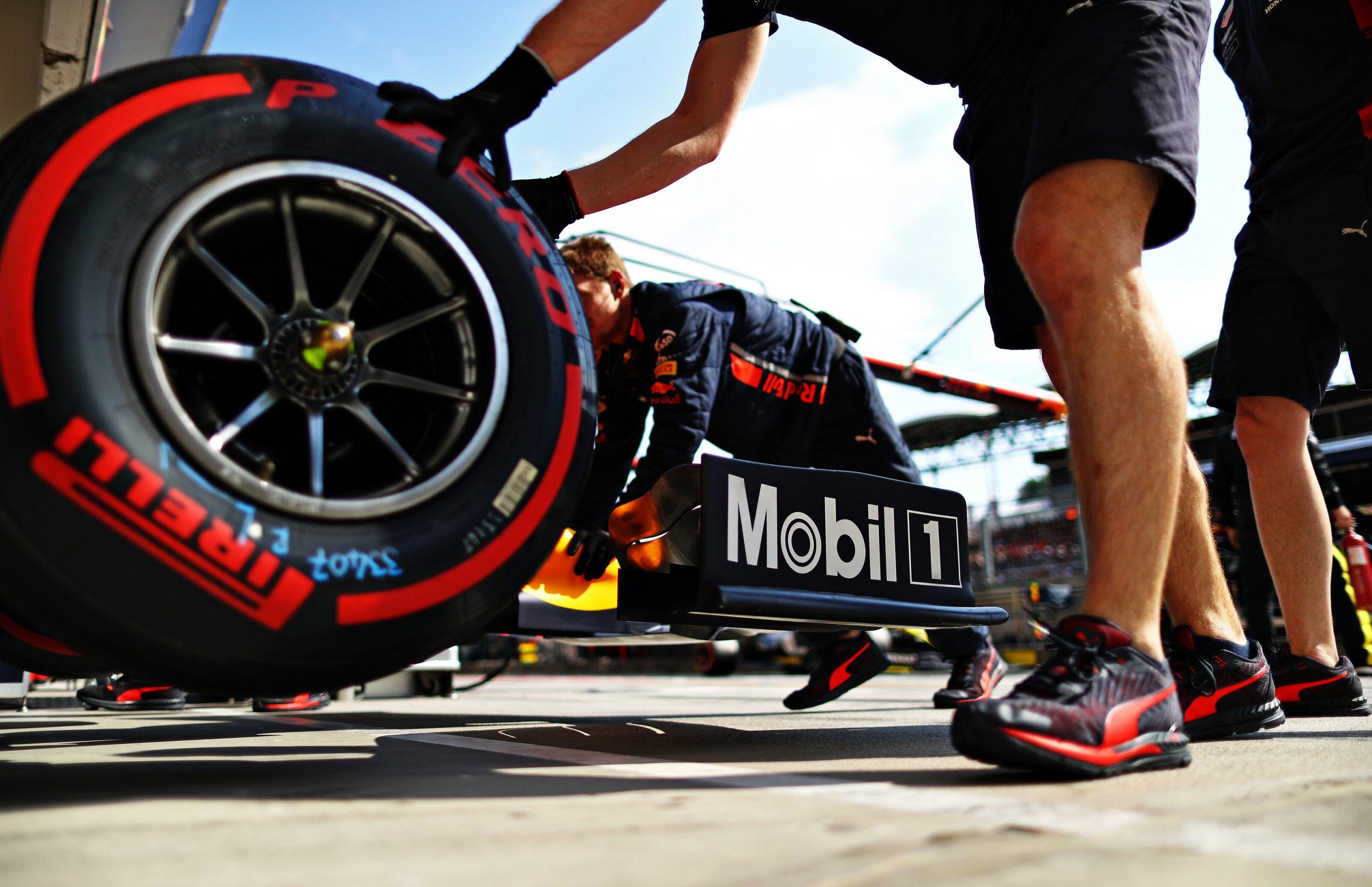 La gestion de la dégradation des pneus est un élément clé sur le Hungaroring 1