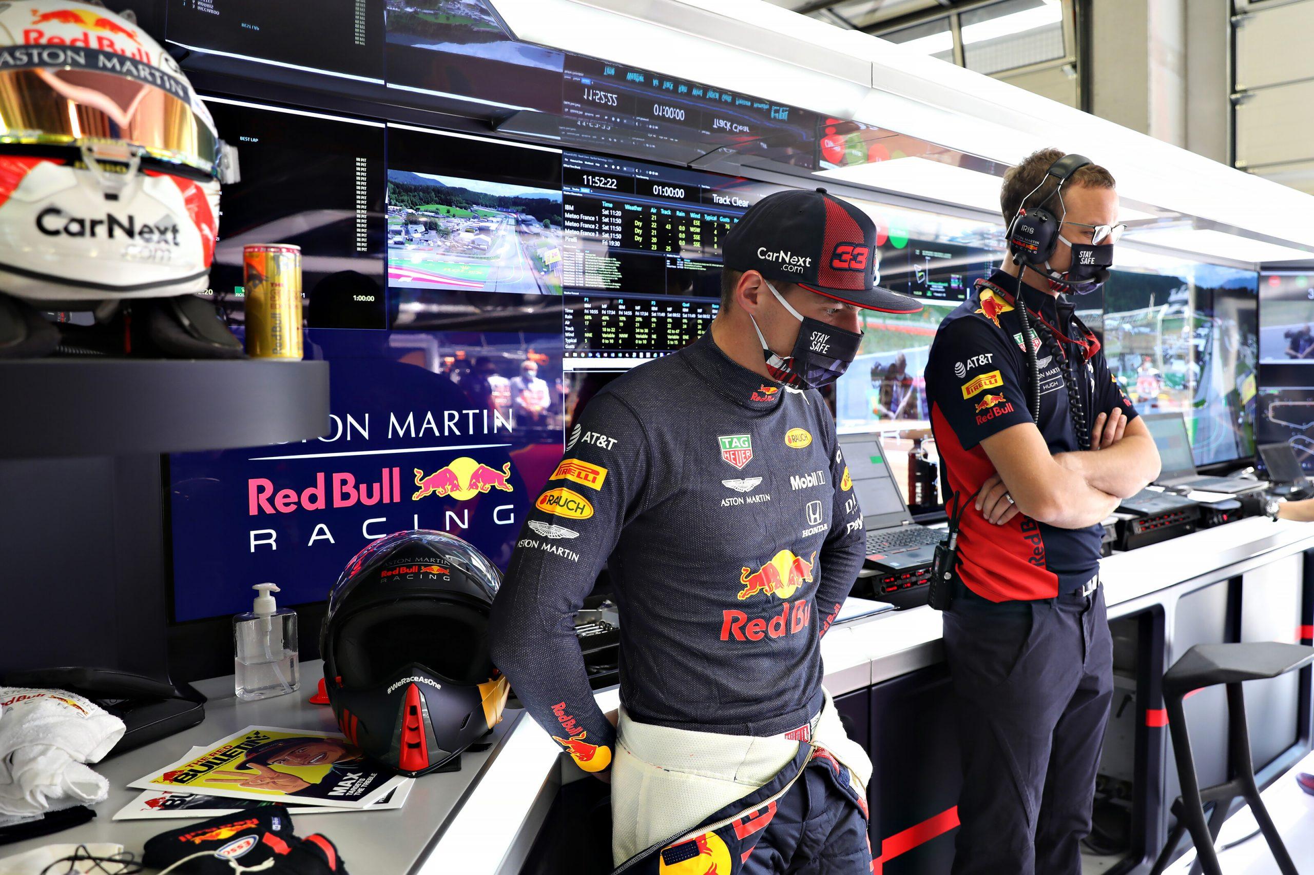 Verstappen admet que ses chances de titre ont diminué après la première course 1