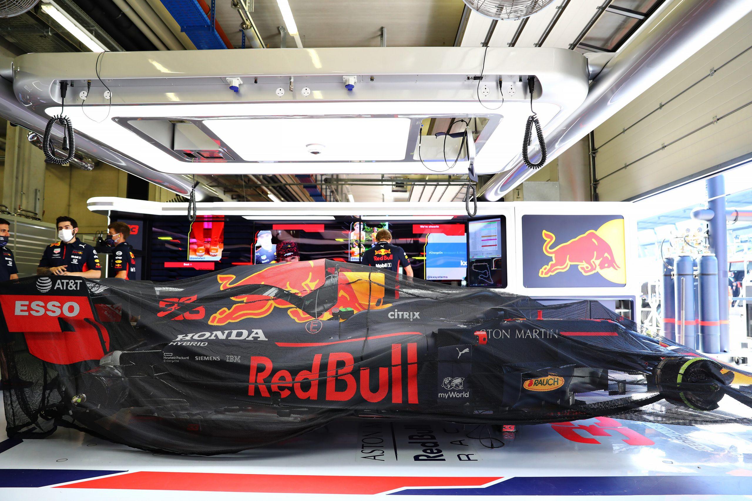 Honda assure avoir résolu les problèmes qui ont touché les deux Red Bull en Autriche 1